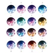 Fantasy Eyechips - Starlight